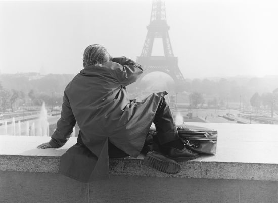 Trocadéro (1986) by Mark Steinmetz