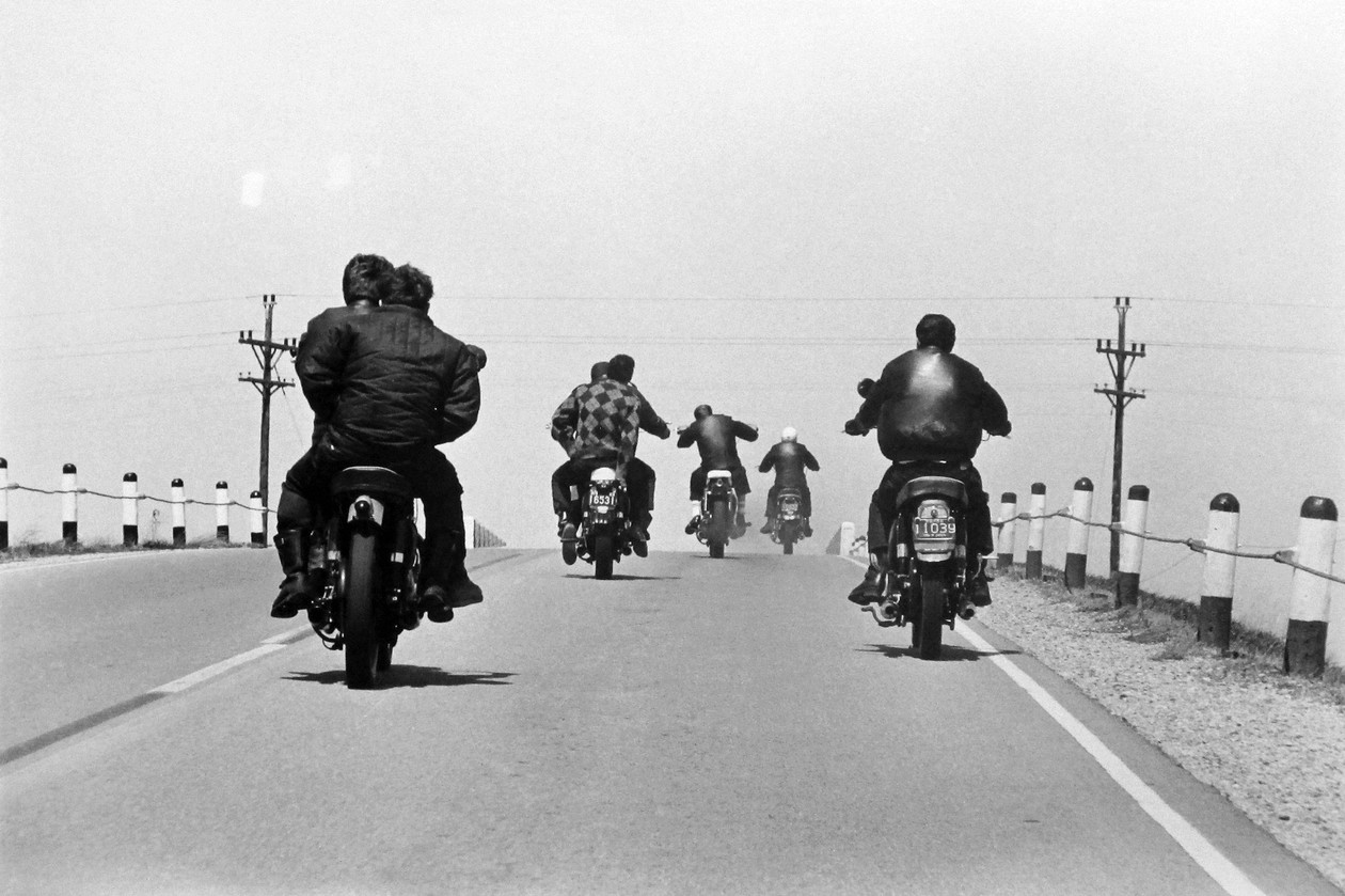 Route 12, Wisconsin (1963-1967) by Danny Lyon