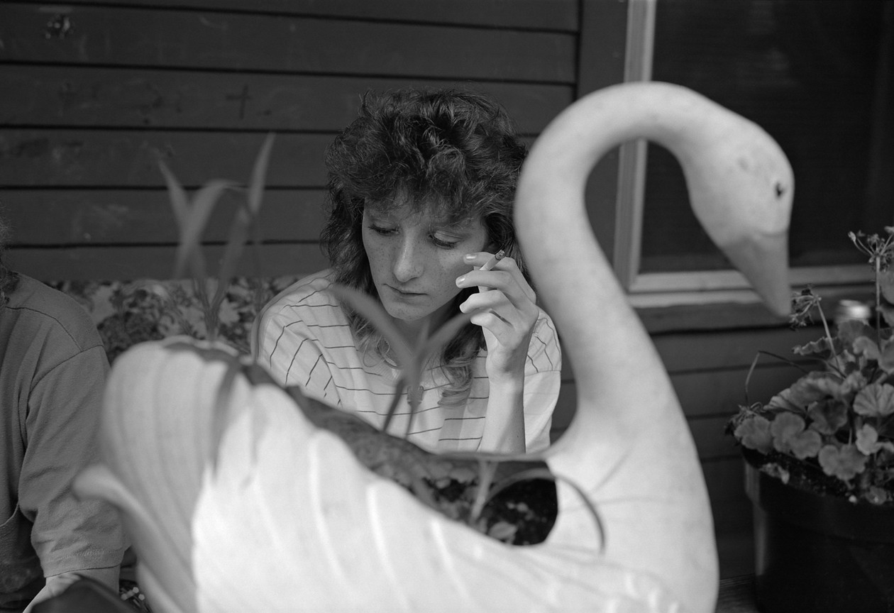 Knoxville (1991) by Mark Steinmetz