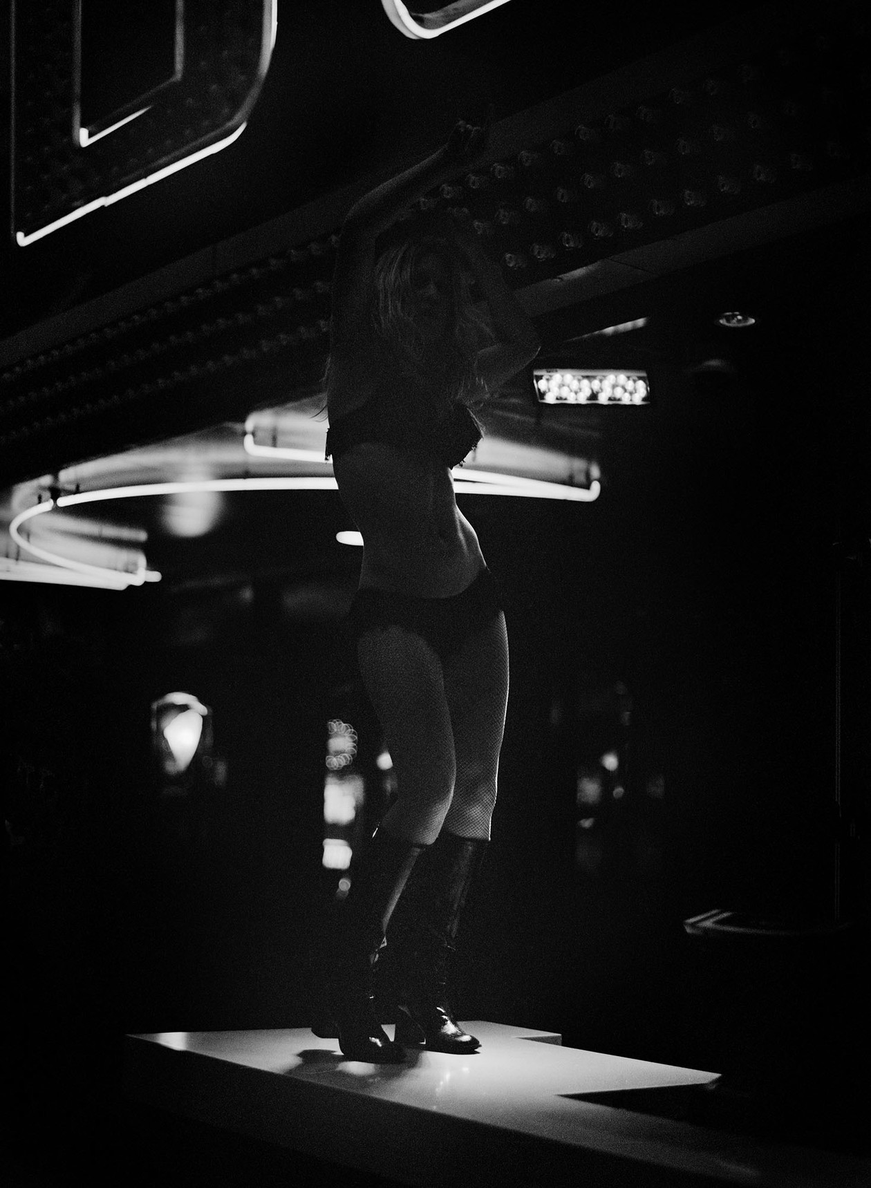 Bar Dancer (2010) by Jason Langer