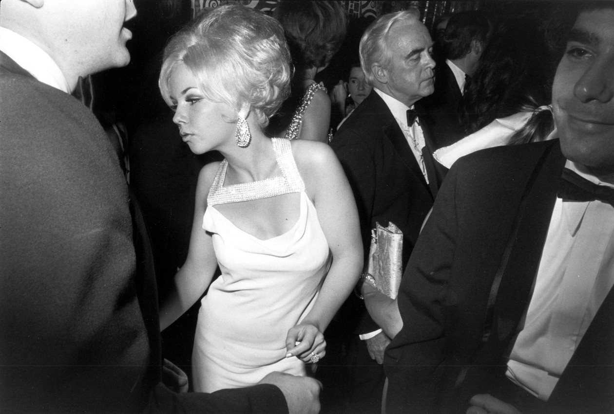 Centennial Ball, Metropolitan Museum, New York (1969) by Garry Winogrand
