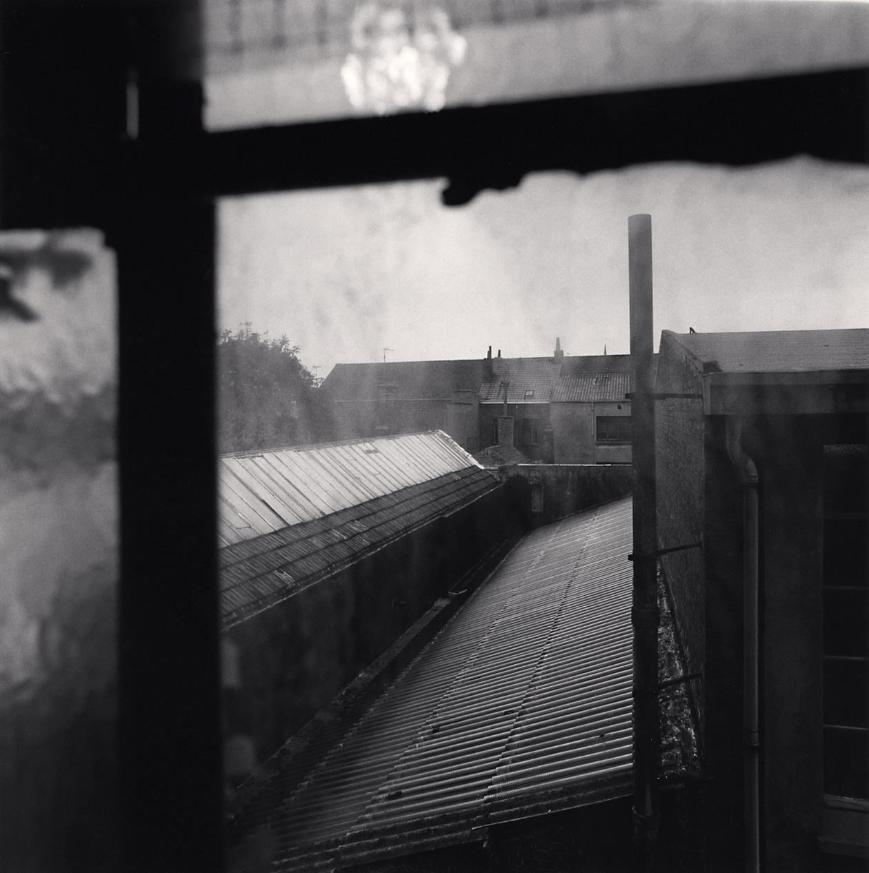 Lace Factories, Study 6, Calais (1993) by Michael Kenna