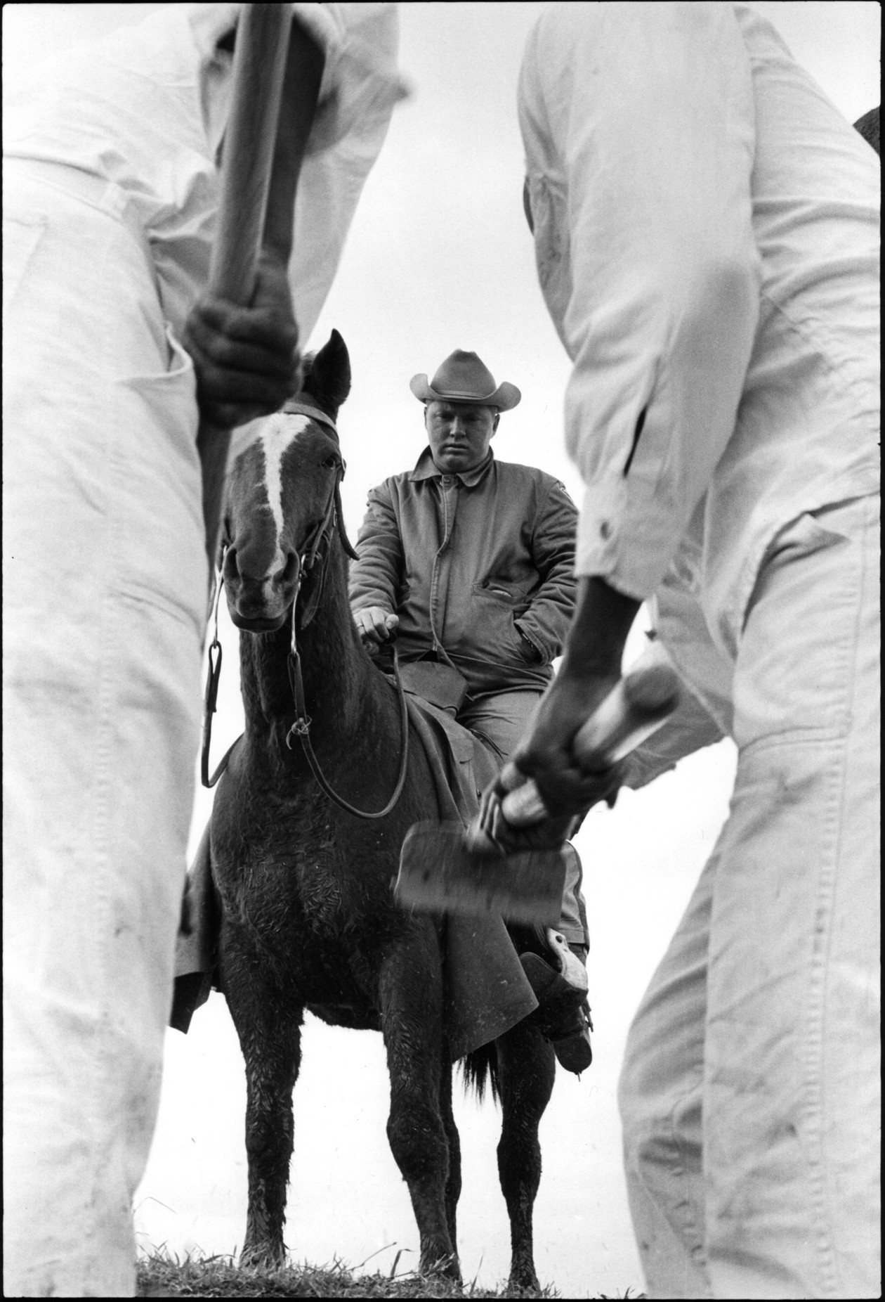 Boss (1967-1968) by Danny Lyon