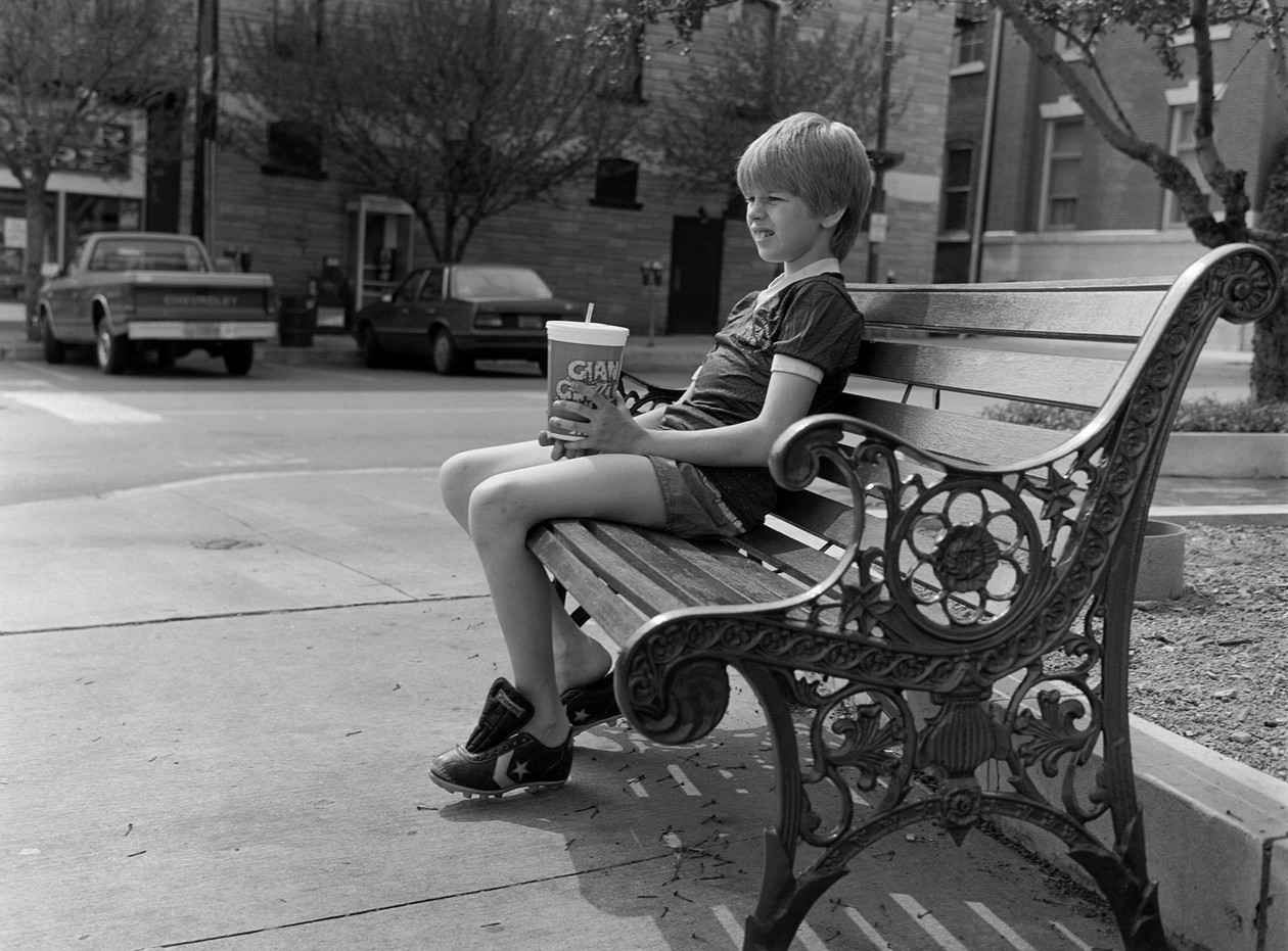 Bloomburg, Pennsylvania (1987) by Mark Steinmetz