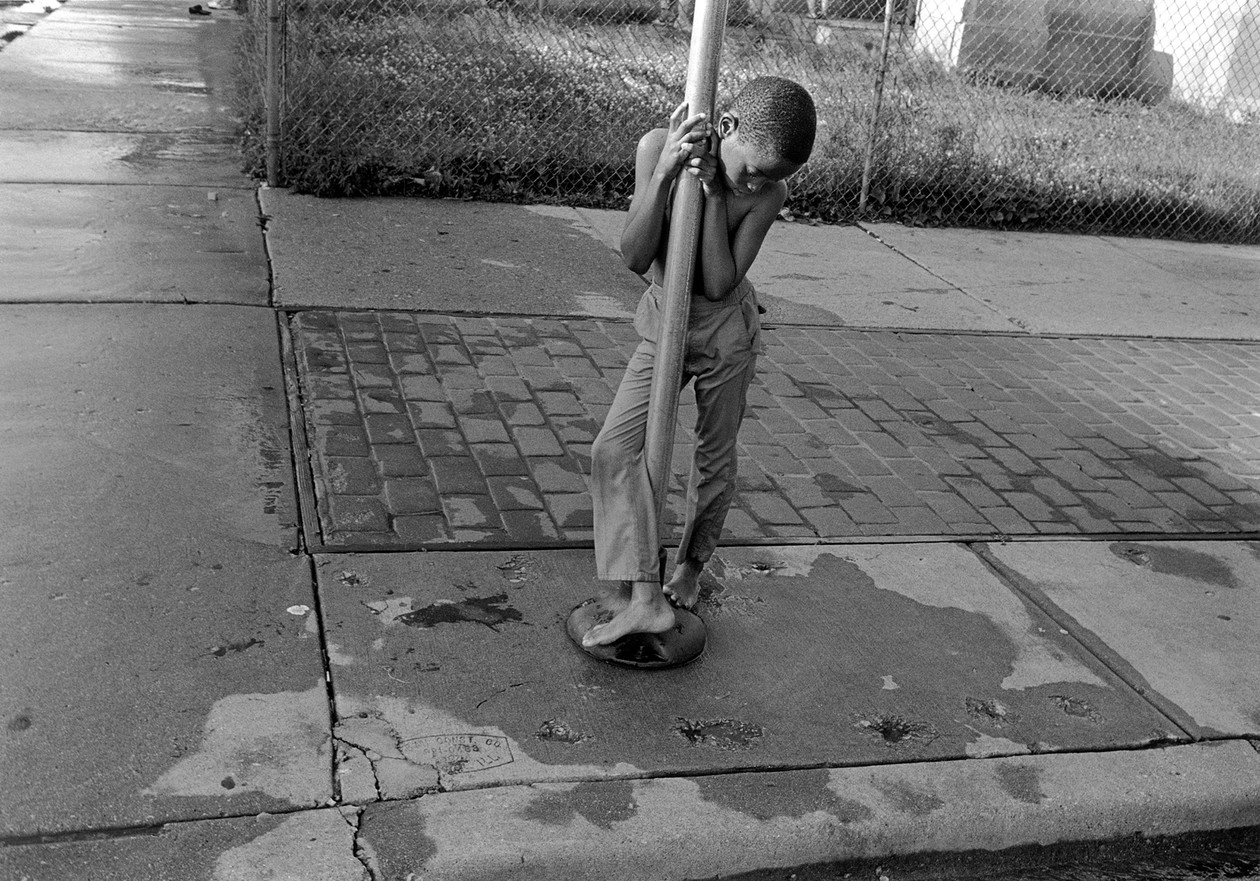 Chicago, Illinois (1990) by Mark Steinmetz