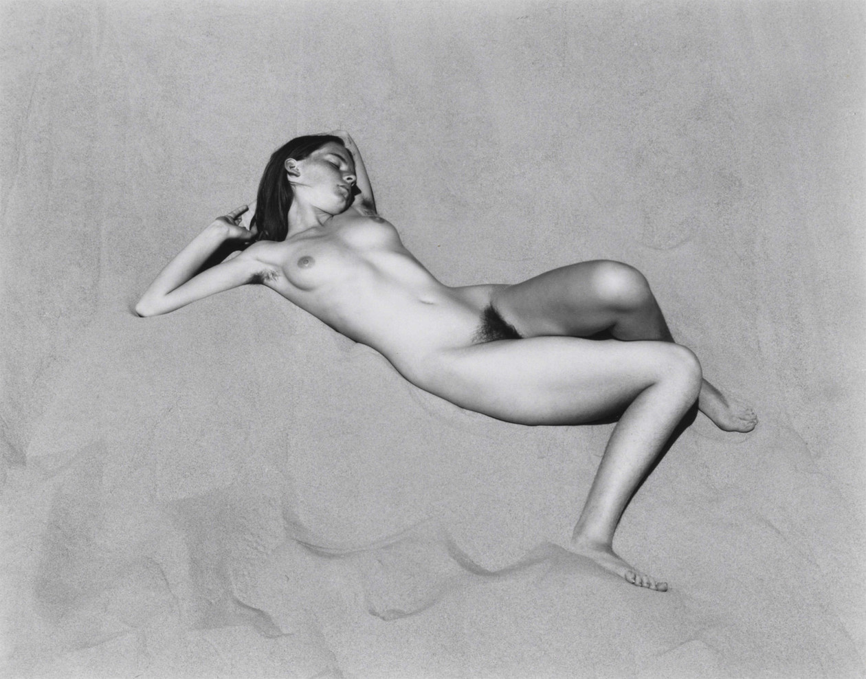Nude (233N) (1936) by Edward Weston