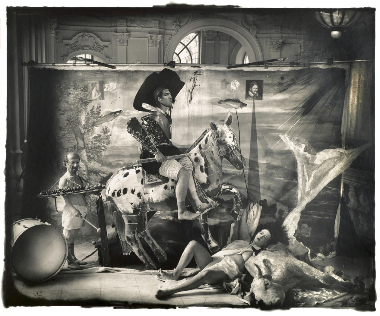 The Fool, Budapest (1993) by Joel-Peter Witkin