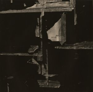 New York 20 (1976) by Aaron Siskind