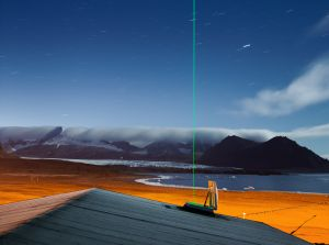 Arctic Laser (2013) by Corey Arnold