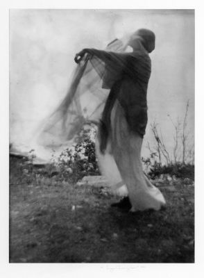 The Wind (1910) by Imogen Cunningham