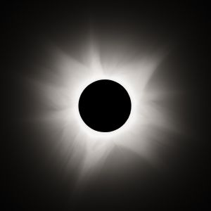 Totality 8-21-2017, 10:17AM (2017) by Jeffrey Conley