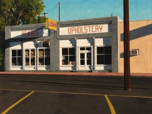 Upholstery Shop (2009) by Daniel Robinson