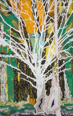 Wolf Tree (2015) by Anna  Fidler