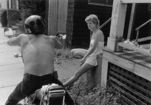 Revere, Massachusetts (1986) by Mark Steinmetz