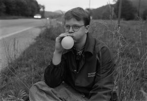 Highway 441, Georgia/North Carolina Stateline (1997) by Mark Steinmetz
