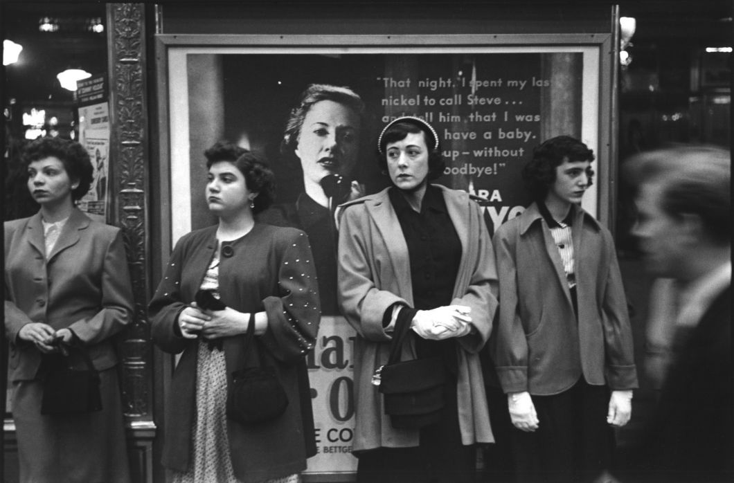New York, NY (1949) by Louis Faurer