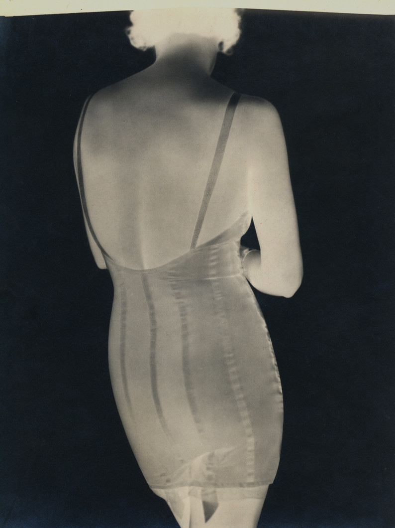 Marguerite Sacrez Corset, January 22, 1931 (1931) by George Hoyningen-Huene