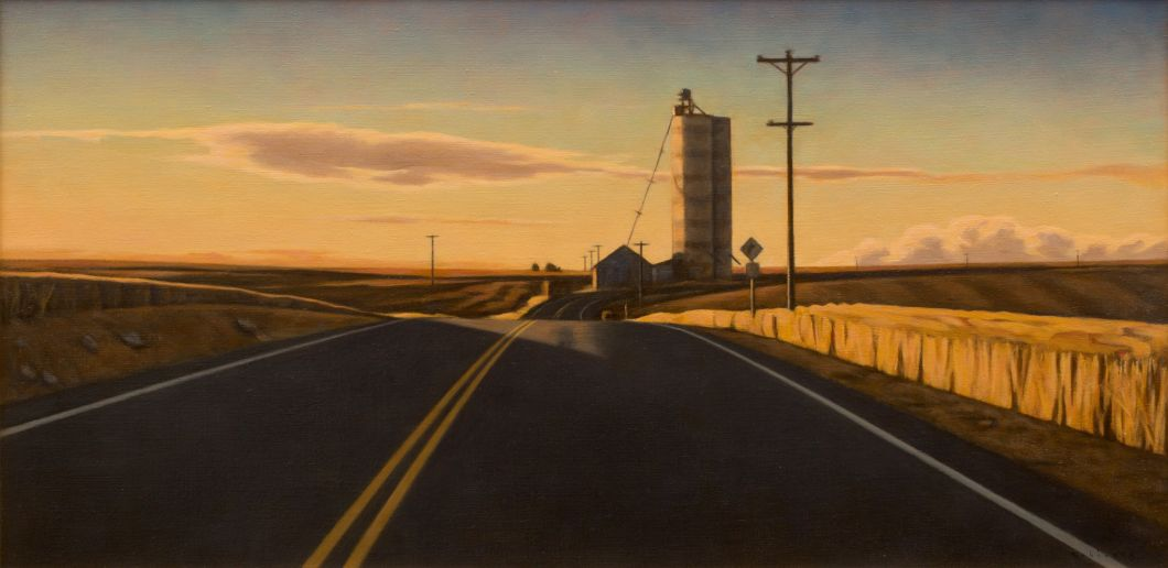Open Road (2019) by Daniel Robinson