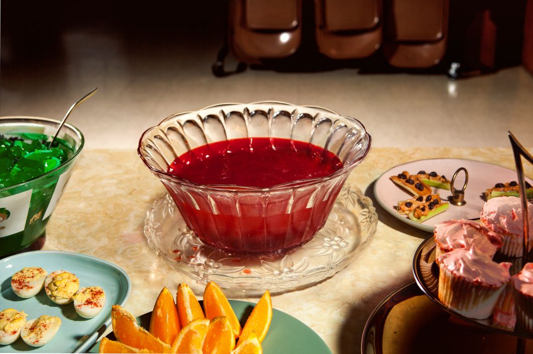 The Punch Bowl (2011) by Holly Andres