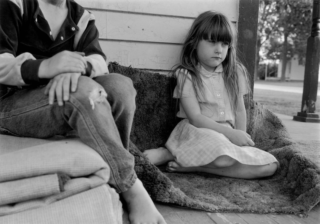 Atwood, Illinois (1990) by Mark Steinmetz