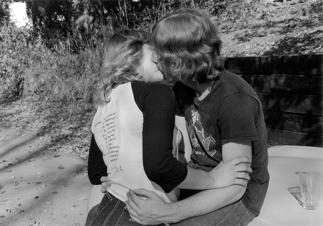 Derby, Connecticut (1985) by Mark Steinmetz