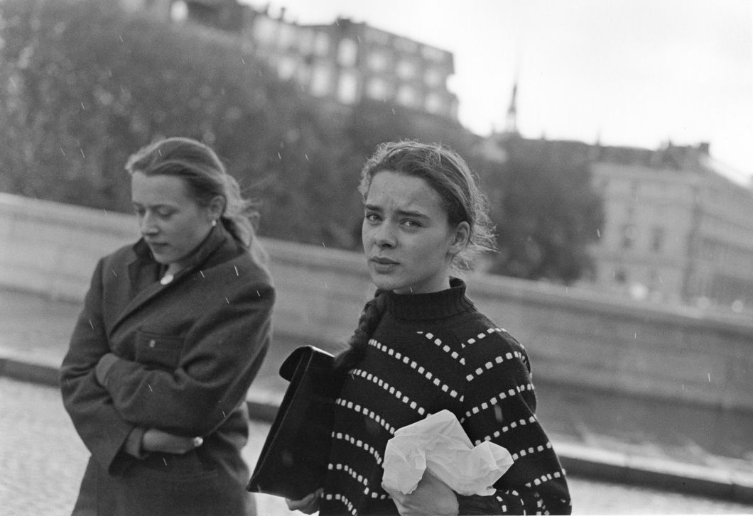 Paris (1990) by Mark Steinmetz