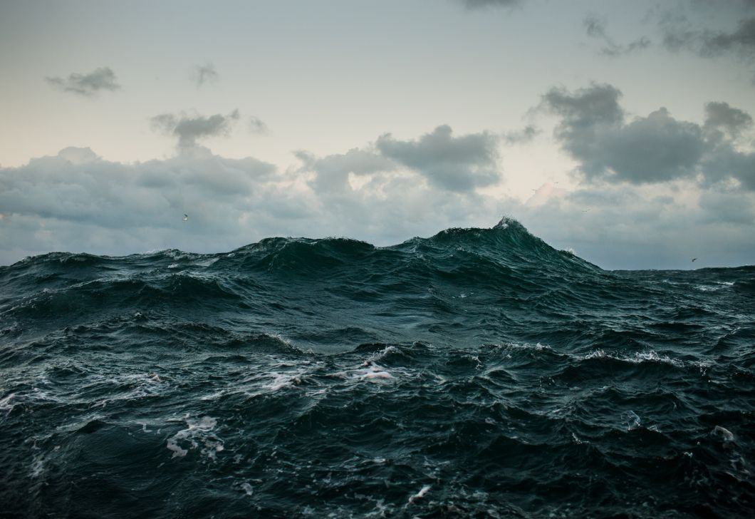 The North Sea, Netherlands (2010) by Corey Arnold