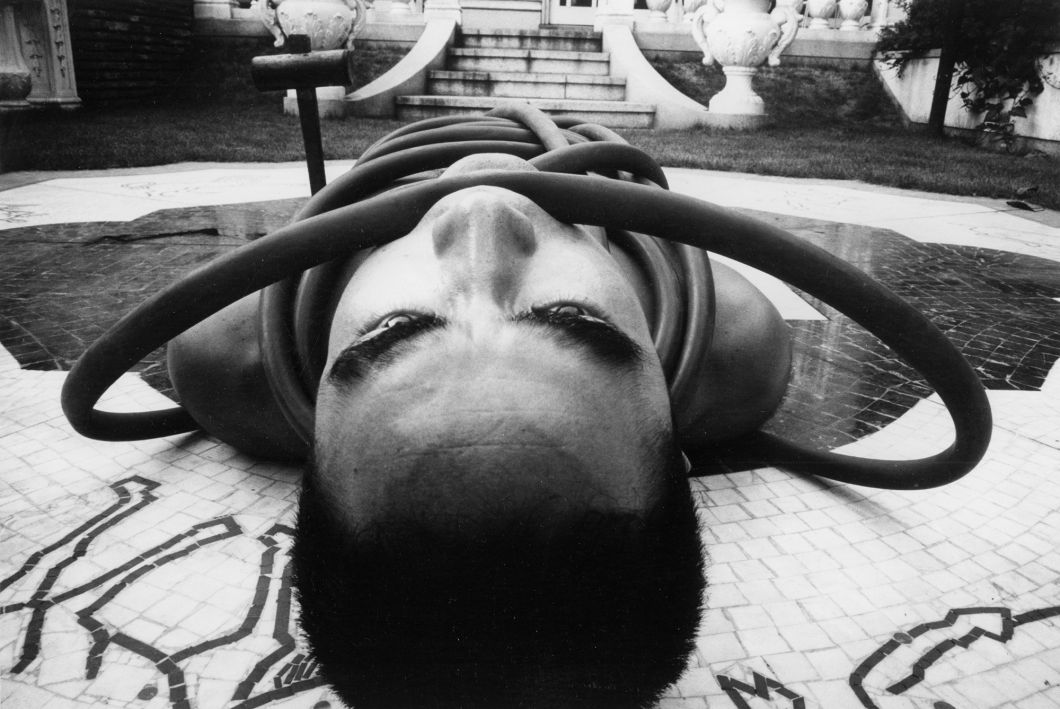 Ordeal by Roses #6 (1961) by Eikoh Hosoe