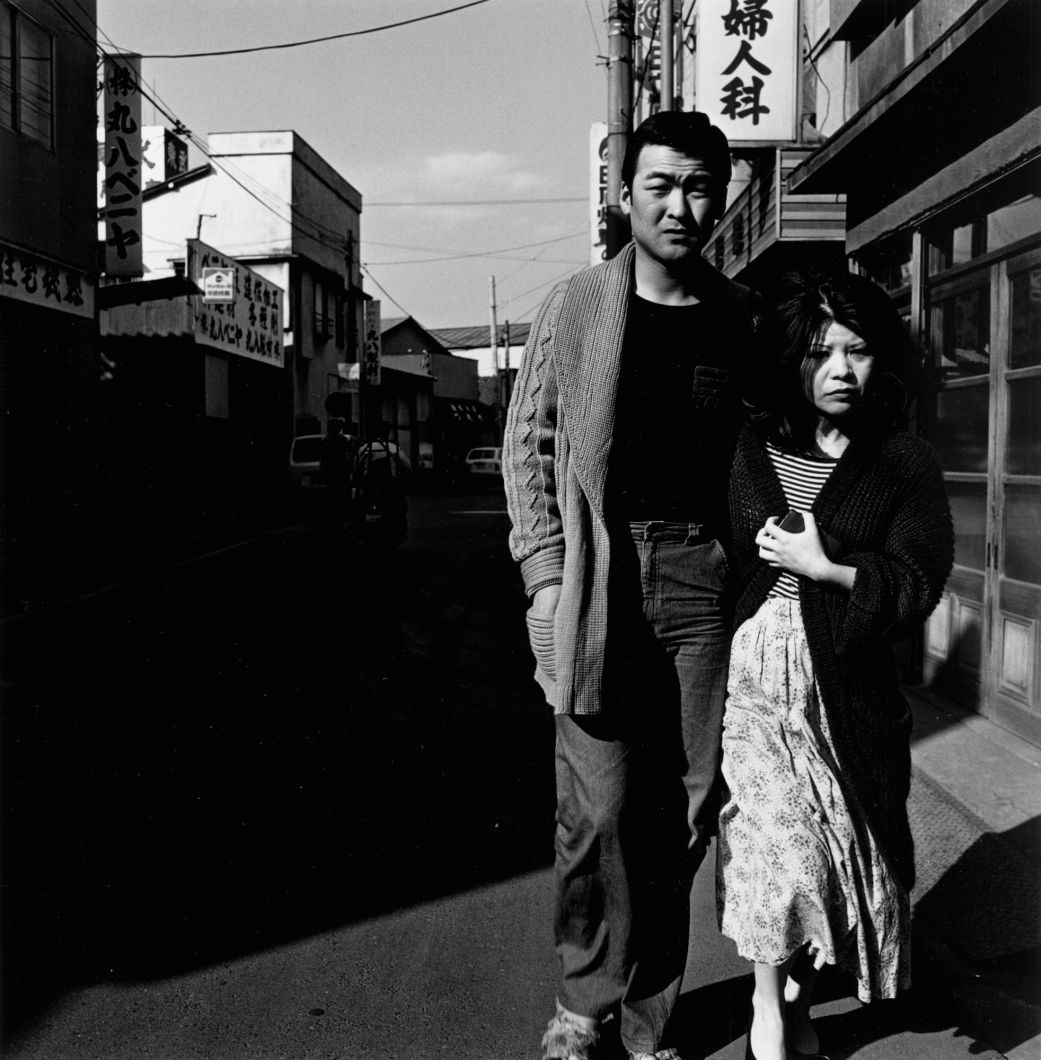 From Tokyokei (Couple) (1970's - 1980's) by Issei Suda
