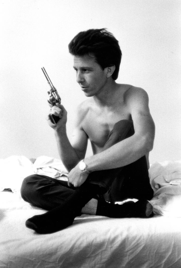 Untitled (from Tulsa - cover) (1971) by Larry Clark
