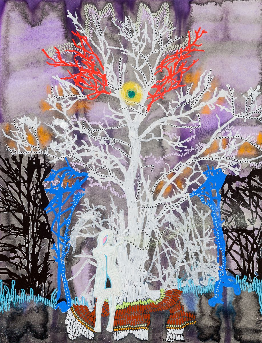 Will O' the Wisps (2013) by Anna  Fidler