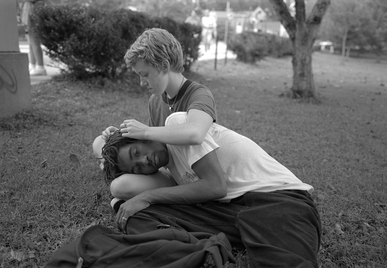 Atlanta, Georgia (1994) by Mark Steinmetz