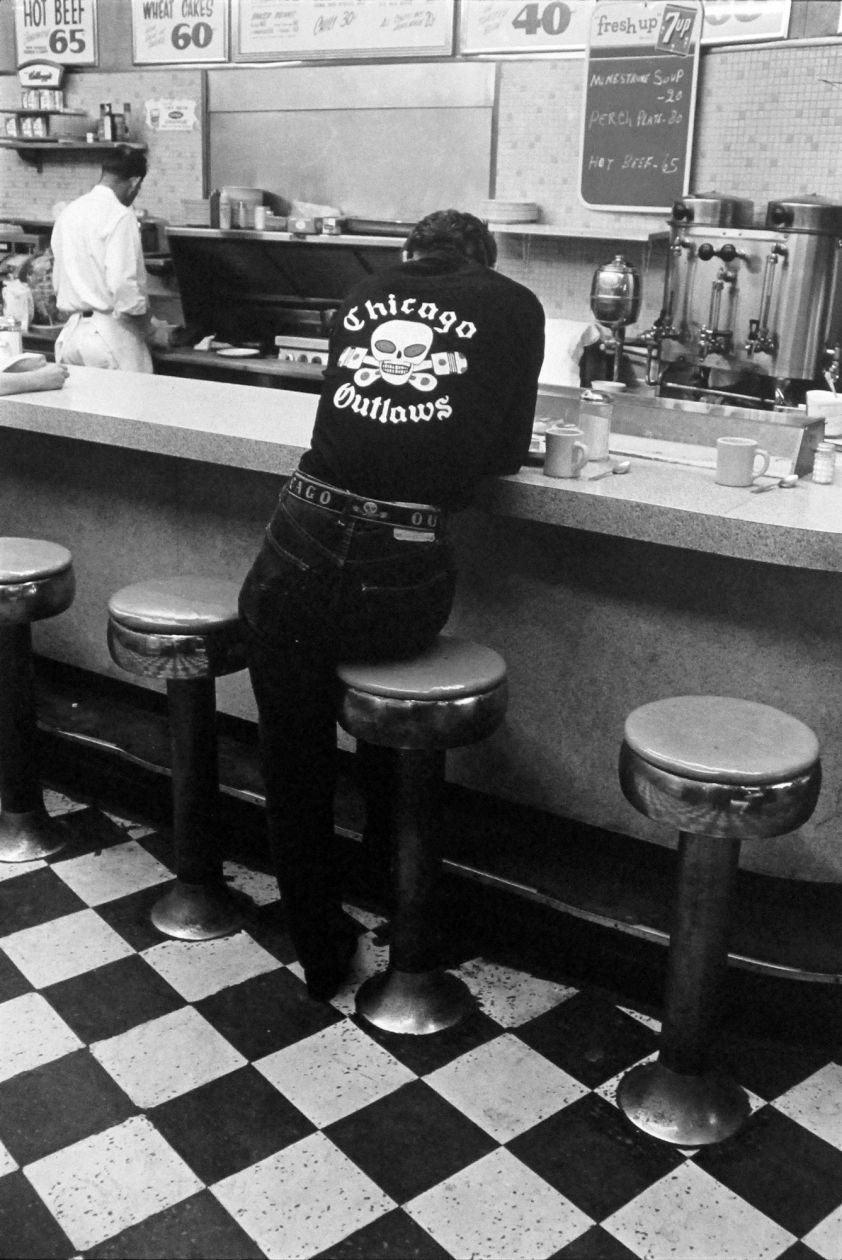 Jack, Chicago (1963-1967) by Danny Lyon
