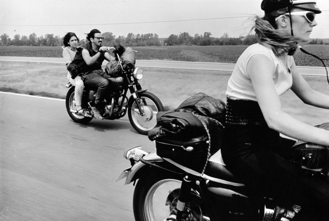 From Dayton to Columbus, Ohio (1963-1967) by Danny Lyon
