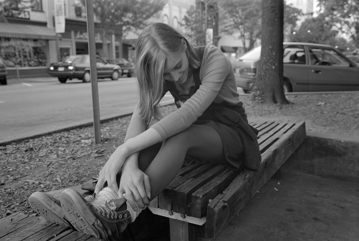 Athens, Georgia (1995) by Mark Steinmetz
