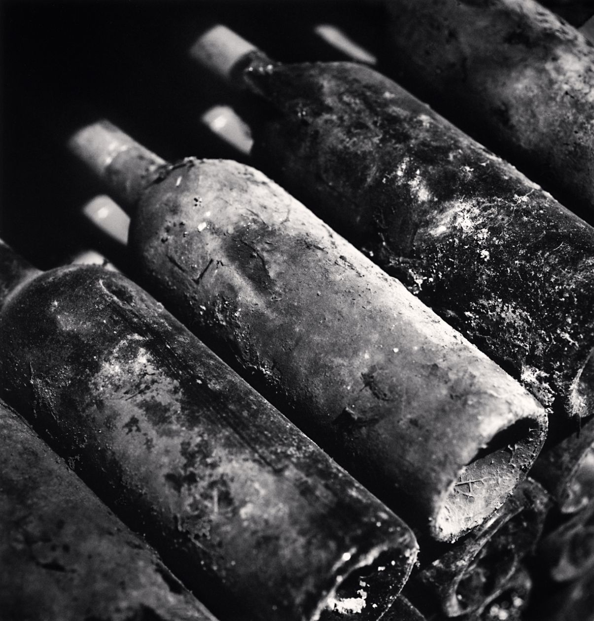 Chateau Lafite Rothschild, Study 21, Bordeaux (2012) by Michael Kenna