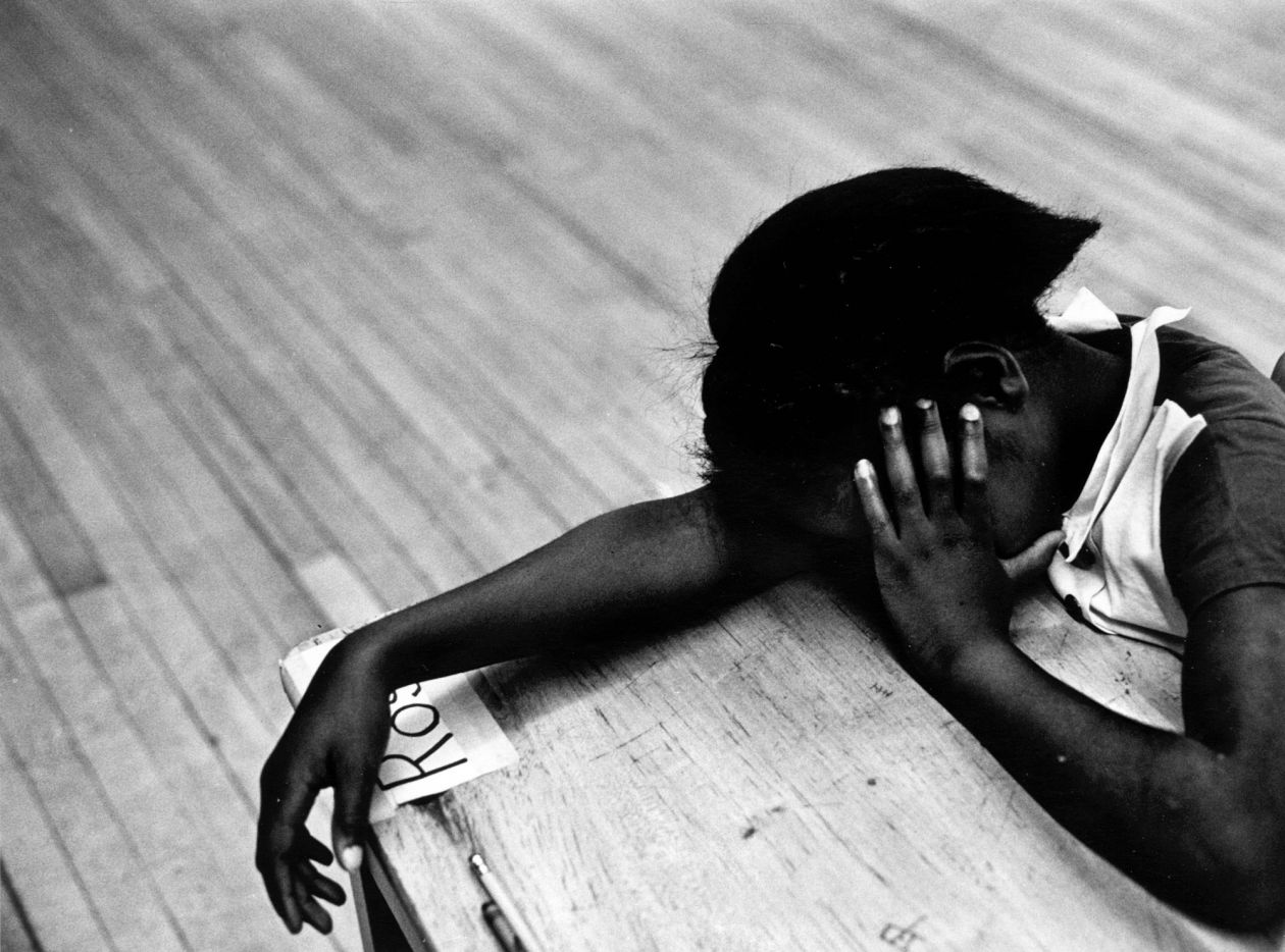 Hastings-on-Hudson, New York (1963) by Dave Heath