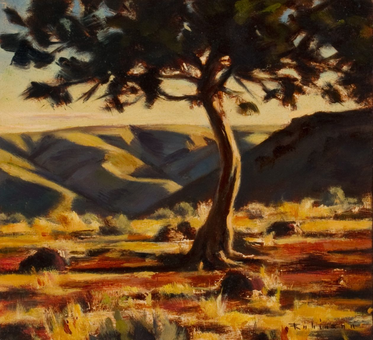 Juniper Tree (2013) by Daniel Robinson
