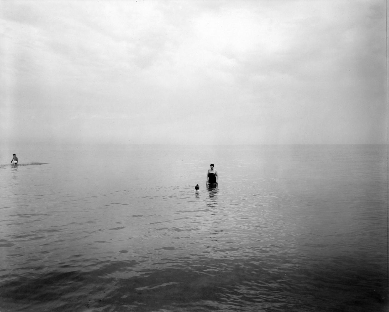 Lake Michigan (1953) by Harry Callahan