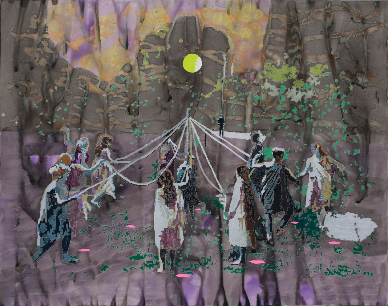 May Day (2014) by Anna  Fidler