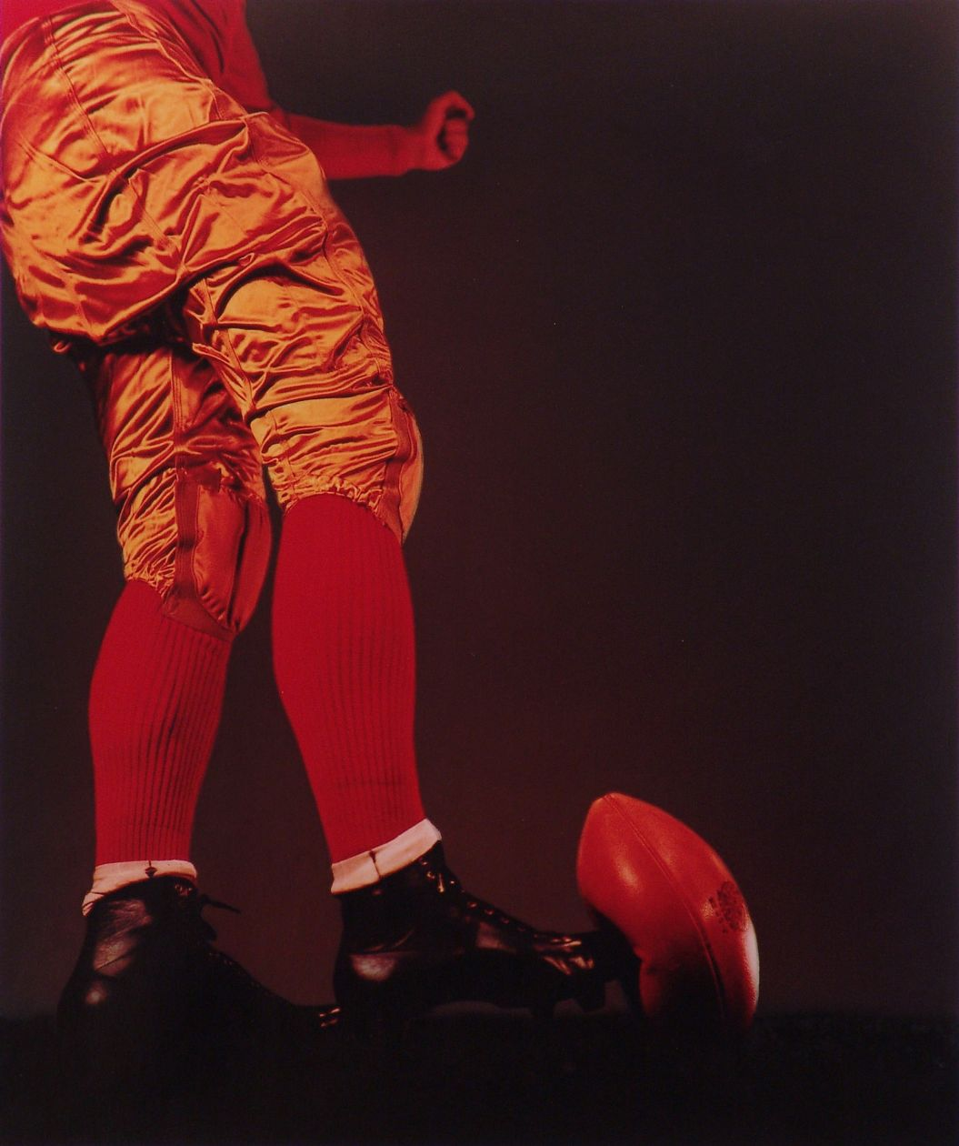 Football Kick (1939) by Harold Edgerton