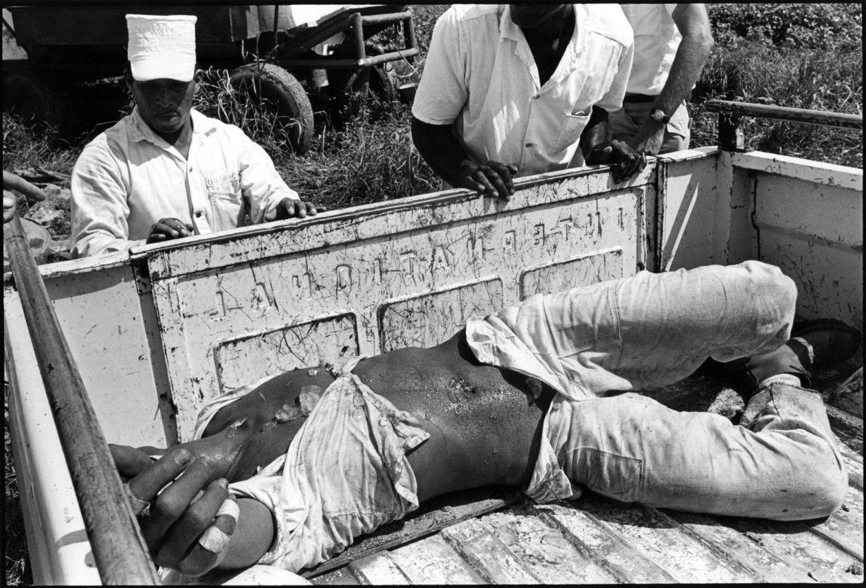 Heat exhaustion (1967-1968) by Danny Lyon