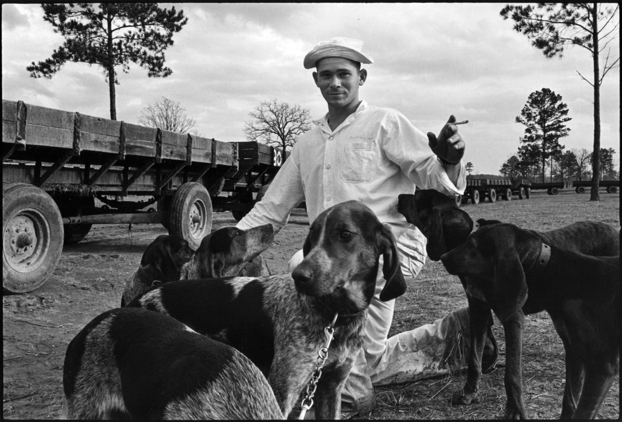 Dog boy (1967-1968) by Danny Lyon