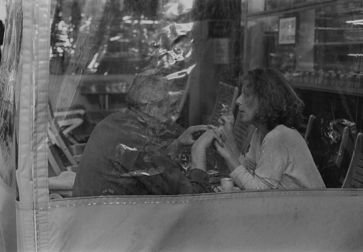 Montmartre (2011) by Mark Steinmetz