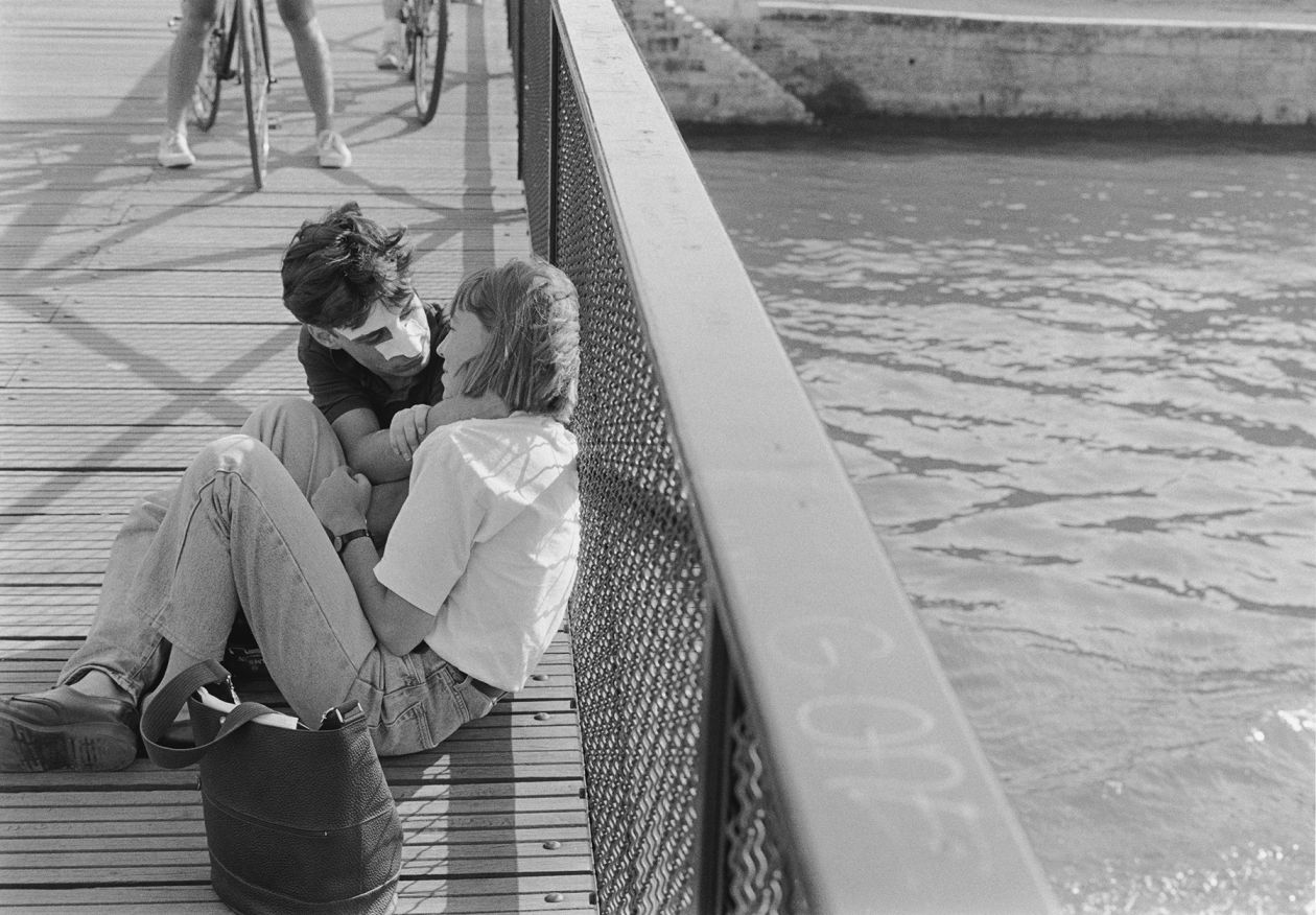Paris (1989) by Mark Steinmetz