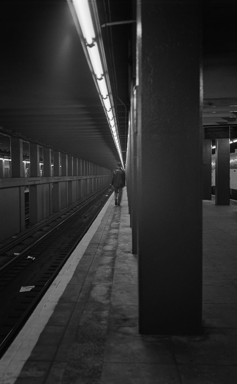 Subway Station (1996) by Jason Langer