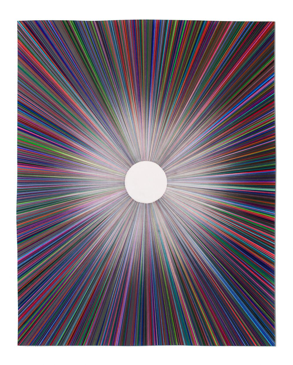 Mass in RGB (2018) by John Whitten
