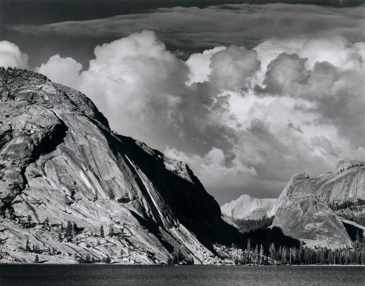 Lake Tenaya (from Yosemite Special Edition Series) (1946) by Ansel Adams