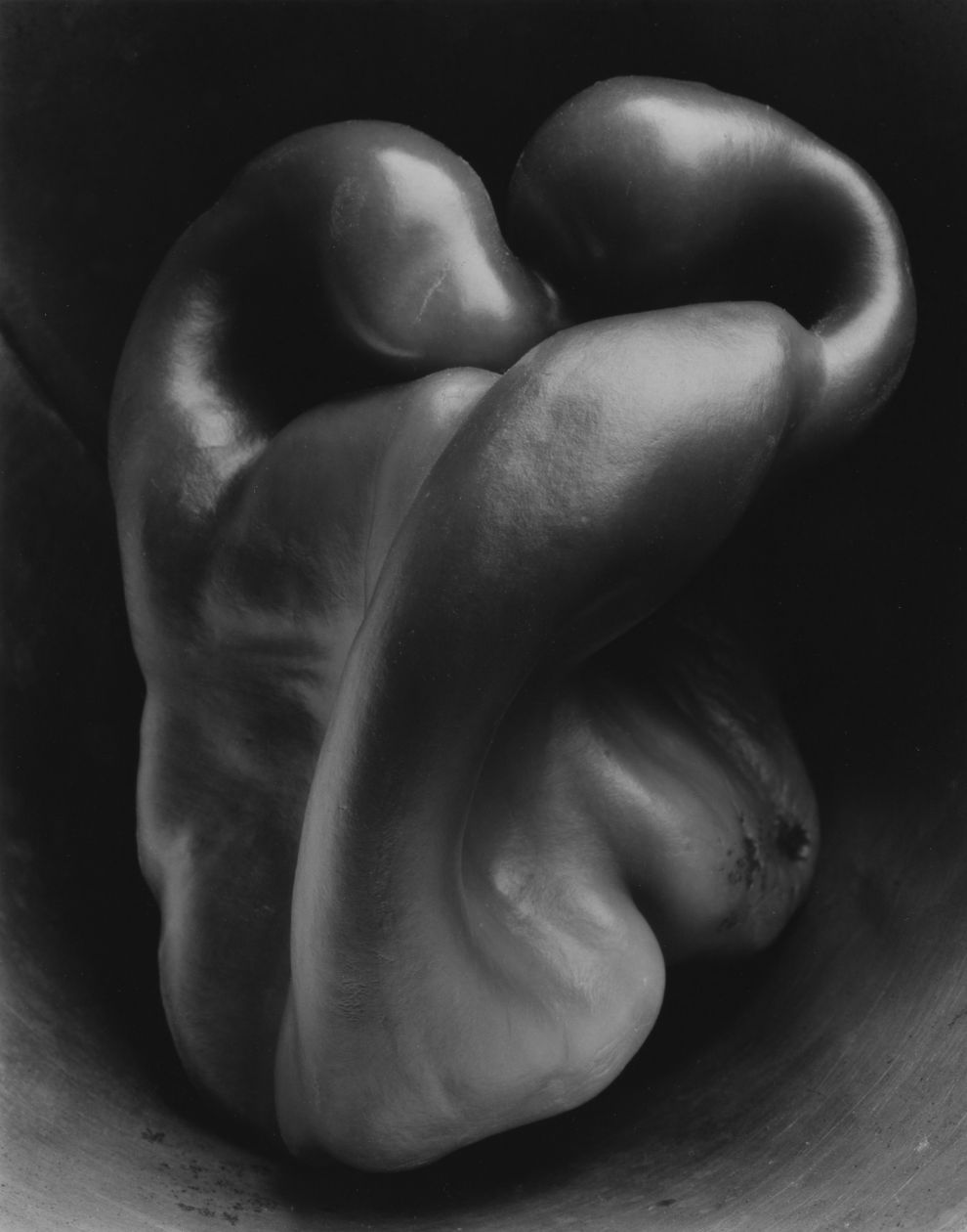 Pepper No. 30 (1930) by Edward Weston