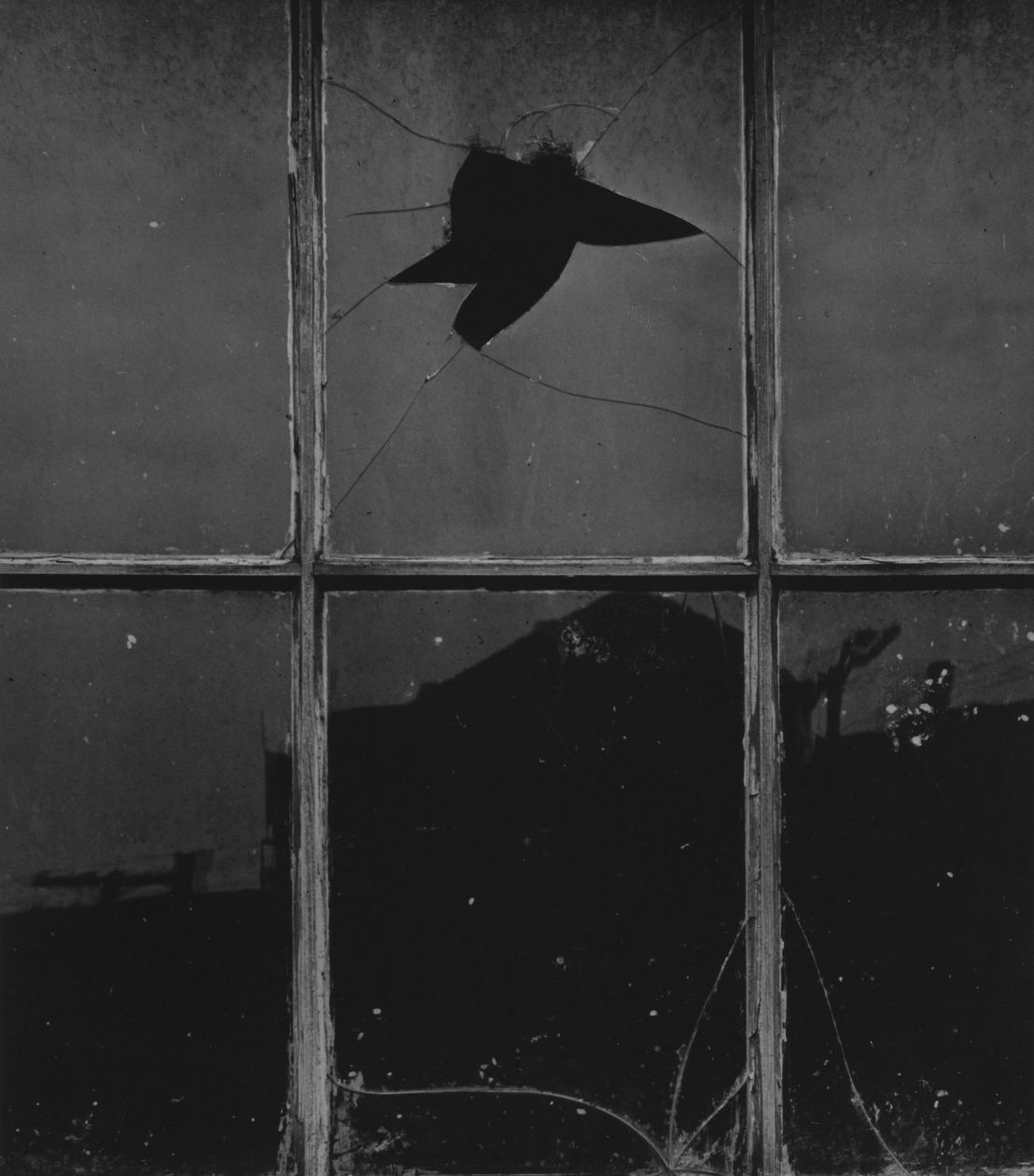 Untitled (Gloucester, Massachusetts) (c. 1944) by Aaron Siskind